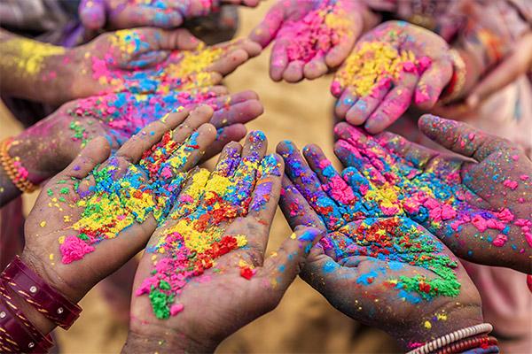 Holi Festival Celebration 2021